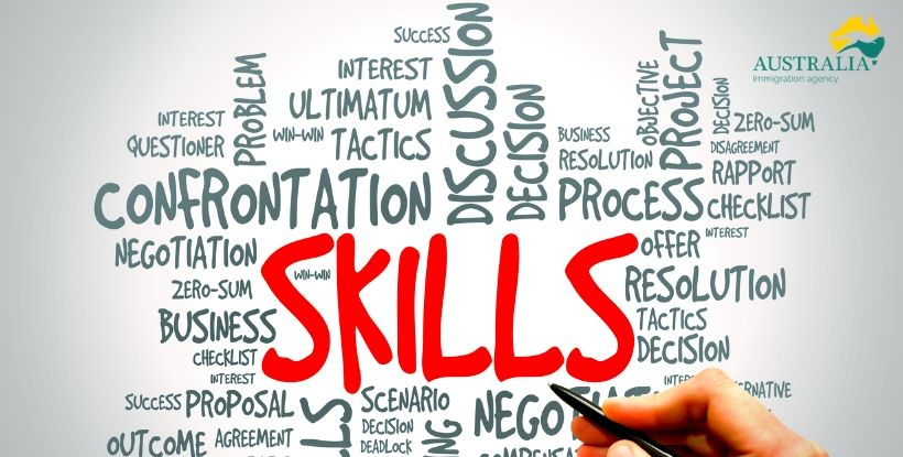 Australian Immigration Agency: Skills