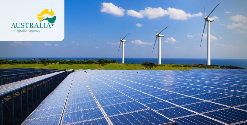 Australian Immigration Agency: Renewable Energy