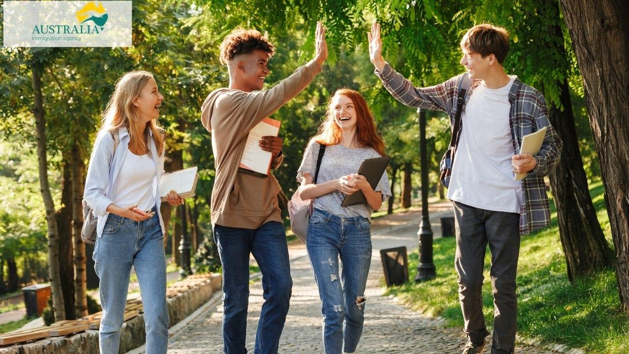 Australia Immigration Agency - Students